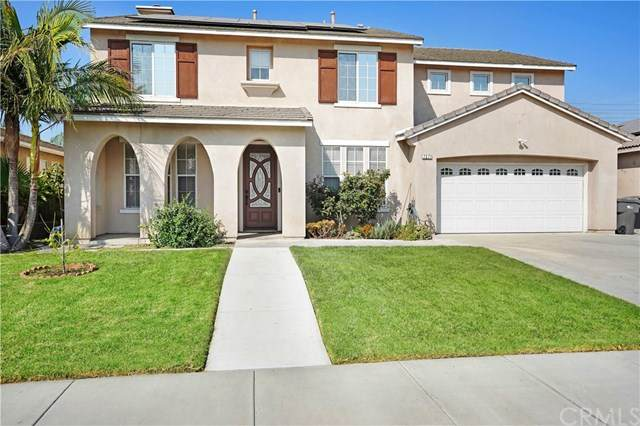 7271 Pinewood Court, Eastvale, CA 92880 (#SW20189500) :: Compass