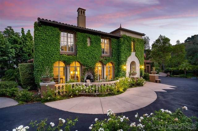 17756 Camino De La Mitra, Rancho Santa Fe, CA 92067 (#200044703) :: The Laffins Real Estate Team
