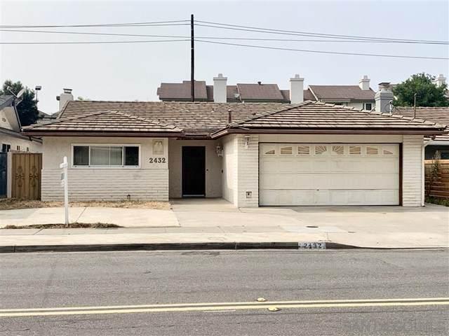 2432 Worden St, San Diego, CA 92110 (#200044719) :: The Najar Group
