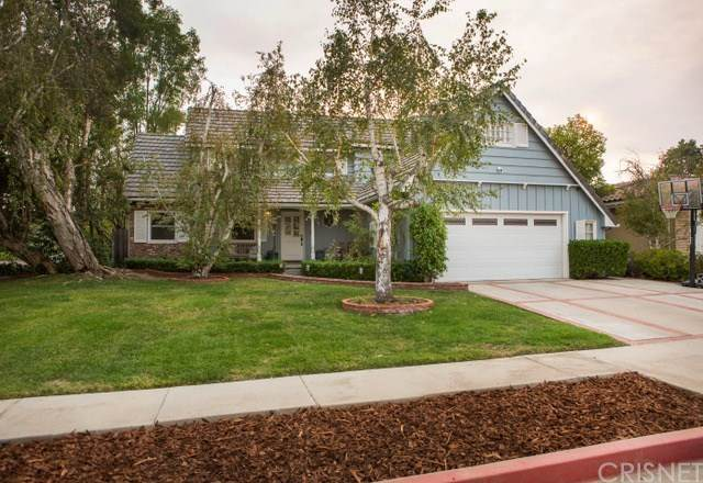 23700 Crosson Drive, Woodland Hills, CA 91367 (#SR20190893) :: Hart Coastal Group