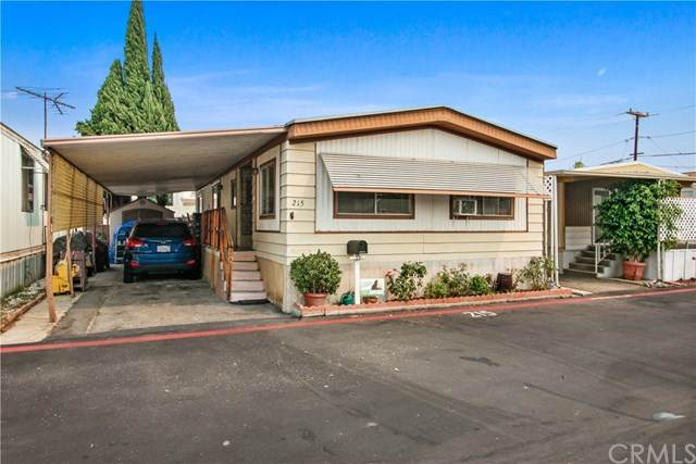 23701 S Western Avenue #215, Torrance, CA 90501 (MLS #PW20190027) :: Desert Area Homes For Sale