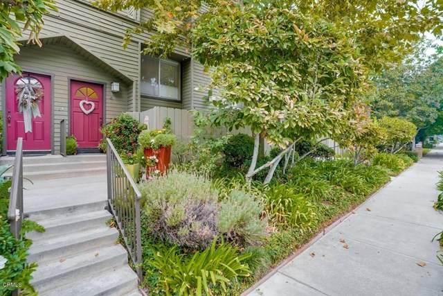 283 S Hudson Avenue #4, Pasadena, CA 91101 (#P1-1271) :: Crudo & Associates