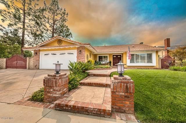 4794 Summit Avenue, Simi Valley, CA 93063 (#220009727) :: Go Gabby