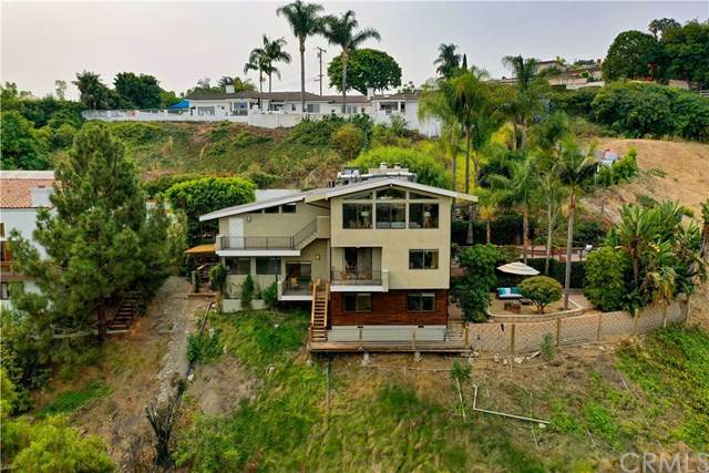 49-1/2 Rockinghorse Road, Rancho Palos Verdes, CA 90275 (#SB20190970) :: Compass