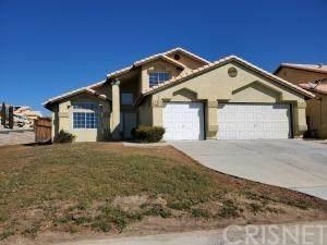 2933 Owens Way, Rosamond, CA 93560 (#SR20191184) :: Rogers Realty Group/Berkshire Hathaway HomeServices California Properties