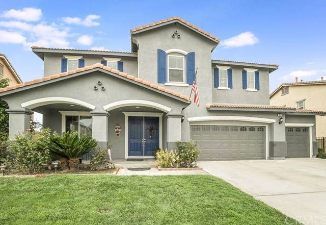 6817 Highland Drive, Eastvale, CA 92880 (#PW20191214) :: Compass