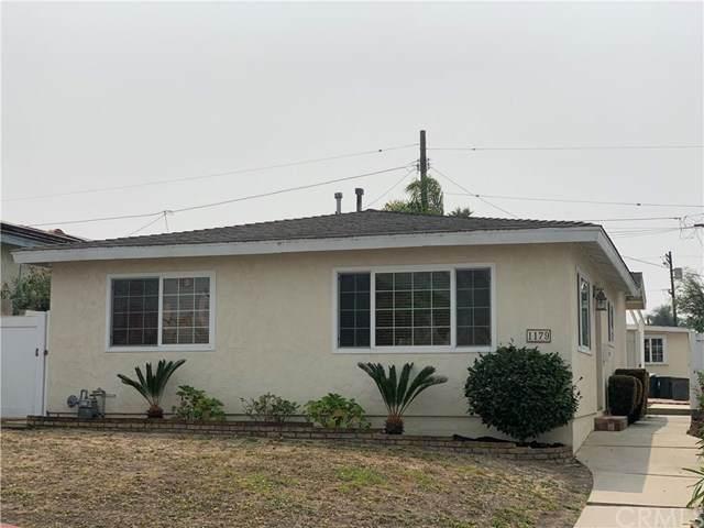 1179 W 19th Street, San Pedro, CA 90731 (#SB20191306) :: The Najar Group