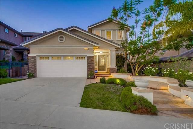 20811 Vercelli Way, Porter Ranch, CA 91326 (#SR20184938) :: The Najar Group