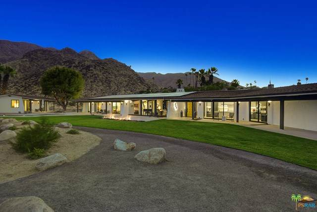 1000 W Coronado Avenue, Palm Springs, CA 92262 (#20627294) :: The Alvarado Brothers