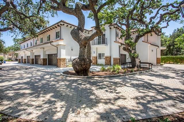 3236 Royal Oaks Drive #4, Thousand Oaks, CA 91362 (#220009741) :: RE/MAX Masters