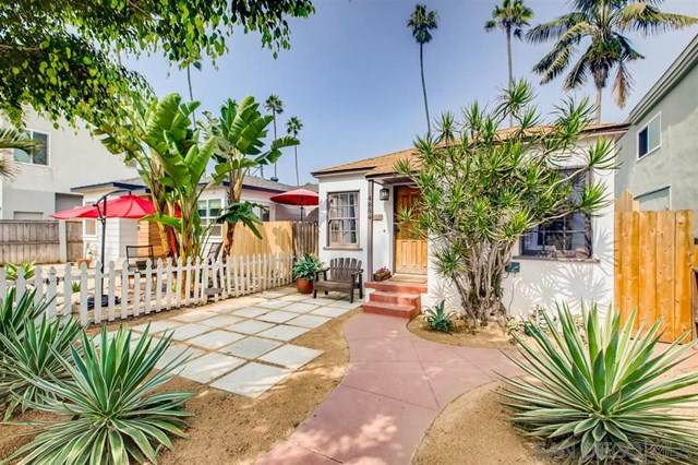 4884 Del Mar Ave., San Diego, CA 92107 (#200044833) :: The Najar Group
