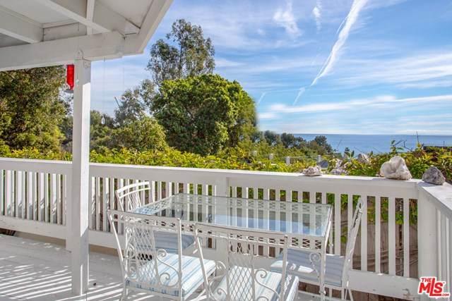 113 Paradise Cove Road, Malibu, CA 90265 (#20632570) :: Re/Max Top Producers
