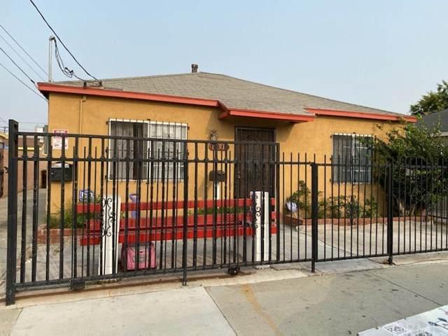 13910 Doty Avenue, Hawthorne, CA 90250 (#DW20191382) :: The Laffins Real Estate Team