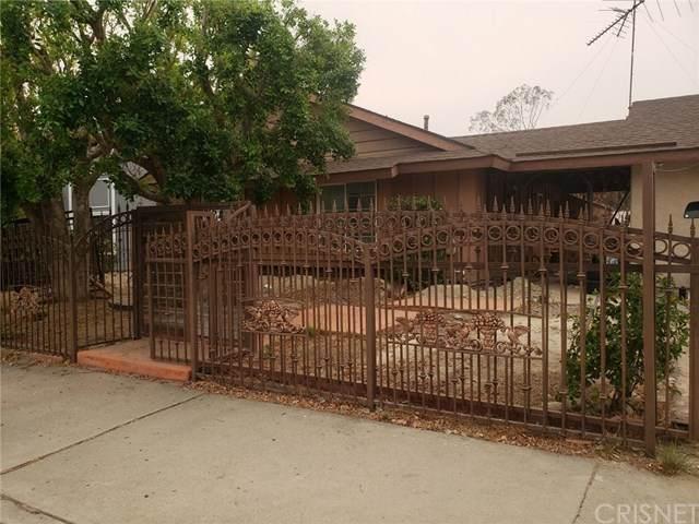 7843 Babcock Avenue, North Hollywood, CA 91605 (#SR20191571) :: Go Gabby