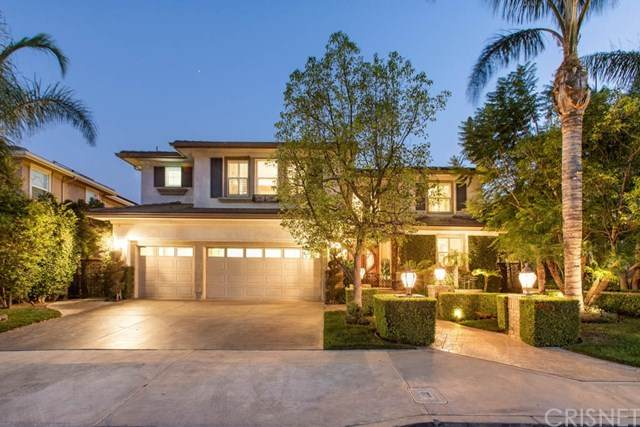 20262 Via Cellini, Porter Ranch, CA 91326 (#SR20190427) :: Rogers Realty Group/Berkshire Hathaway HomeServices California Properties