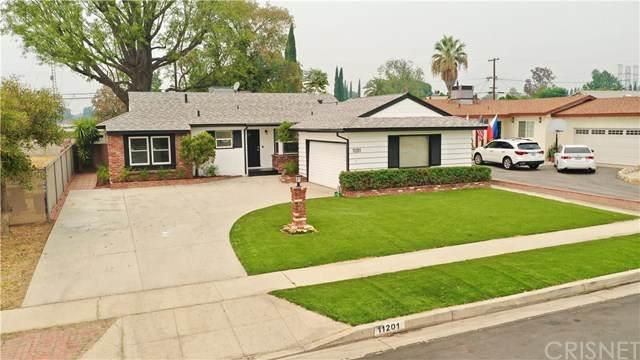 11201 Gloria Avenue, Granada Hills, CA 91344 (#SR20191458) :: Crudo & Associates