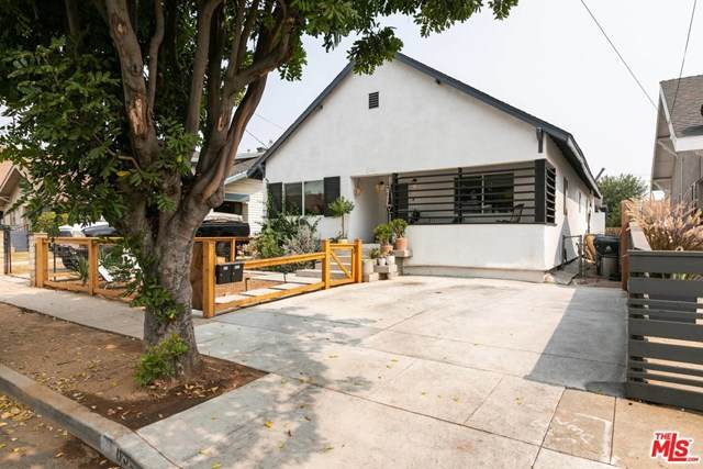 632 S Evergreen Avenue, Los Angeles (City), CA 90023 (#20631074) :: Team Tami