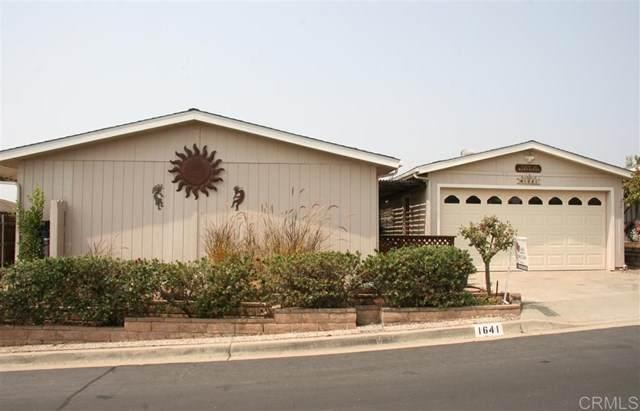 1641 Desert Glen, Escondido, CA 92026 (#200044895) :: Go Gabby