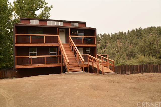 14501 Voltaire Drive, Pine Mountain Club, CA 93225 (#SR20191408) :: The Najar Group