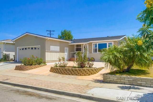 3571 Ben Street, San Diego, CA 92111 (#200044904) :: The Laffins Real Estate Team