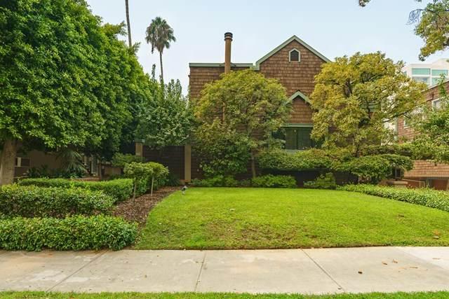 209 S Oakland Avenue D, Pasadena, CA 91101 (#P1-1290) :: Crudo & Associates