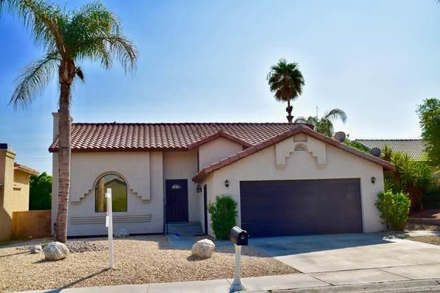 29330 Avenida La Vista, Cathedral City, CA 92234 (#219049606DA) :: The Laffins Real Estate Team