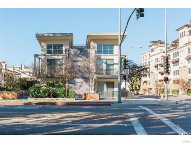 217 S Marengo Avenue #104, Pasadena, CA 91101 (#AR20192186) :: Crudo & Associates