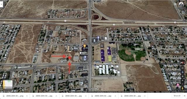 2945 20th Street, Rosamond, CA 93560 (#SR20191818) :: RE/MAX Empire Properties