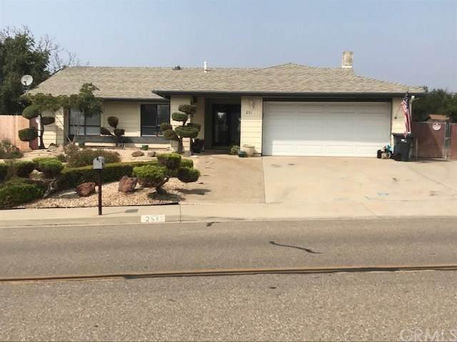 251 Crescent Avenue, Santa Maria, CA 93455 (#PI20192420) :: Camargo & Wilson Realty Team