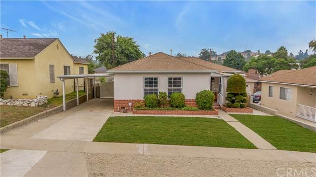 161 E Floral Drive, Monterey Park, CA 91755 (MLS #MB20190784) :: Desert Area Homes For Sale