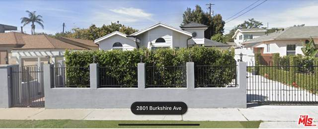 2801 Burkshire Avenue, Los Angeles (City), CA 90064 (MLS #20632782) :: Desert Area Homes For Sale