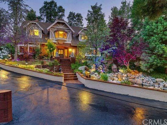 887 Wild Rose Circle, Lake Arrowhead, CA 92352 (#EV20190751) :: Rogers Realty Group/Berkshire Hathaway HomeServices California Properties