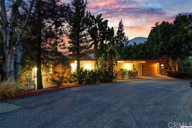 726 Bohlig Road, Glendale, CA 91207 (#320003267) :: The Brad Korb Real Estate Group