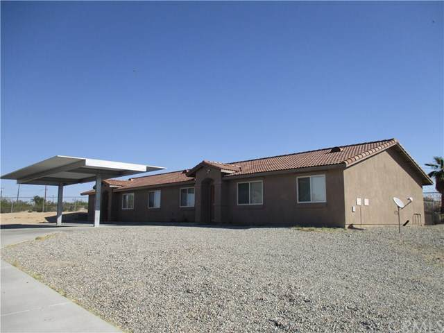 73590 Sunnyslope Drive, 29 Palms, CA 92277 (#JT20192560) :: Powerhouse Real Estate