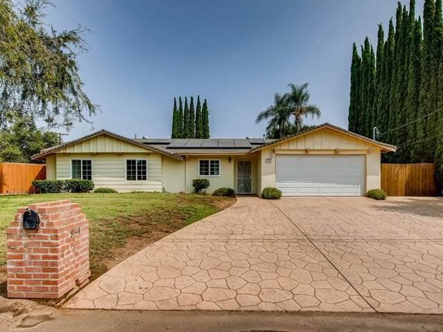 934 Park Drive, Escondido, CA 92029 (#200045044) :: Go Gabby