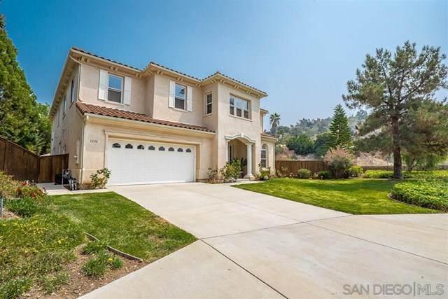 1636 Brighton Glen Rd, San Marcos, CA 92078 (#200045071) :: The Najar Group