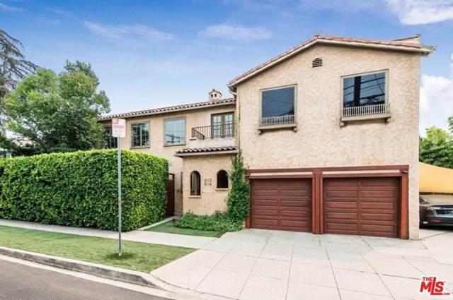 5112 Edgewood Place, Los Angeles (City), CA 90019 (#20632158) :: Go Gabby