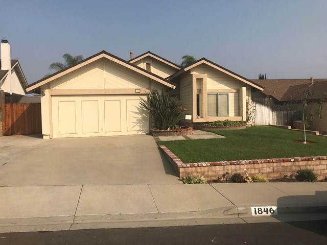 1846 Coachman Drive, Camarillo, CA 93012 (#V1-1369) :: The Laffins Real Estate Team