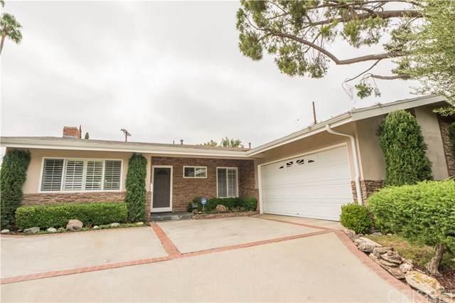 16442 Barneston Street, Granada Hills, CA 91344 (#SR20192206) :: The Marelly Group | Compass