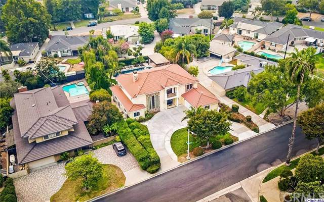 695 Cliff Drive, Pasadena, CA 91107 (#320003281) :: Team Forss Realty Group