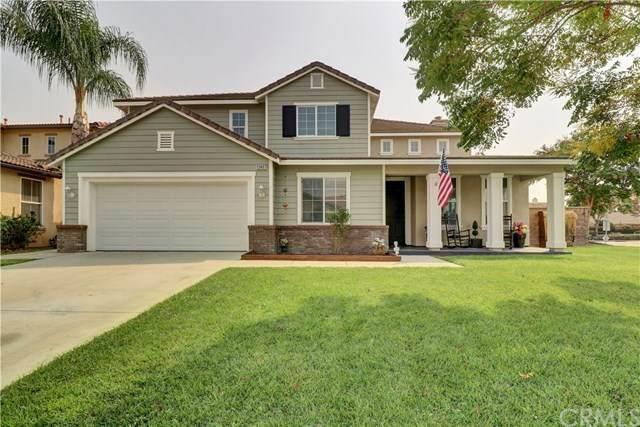 13497 Beaver Creek Drive, Eastvale, CA 92880 (#IG20192842) :: Compass