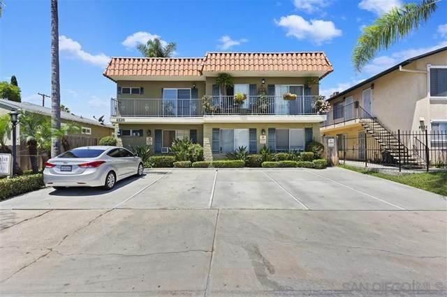 4520 36Th St #3, San Diego, CA 92116 (#200045152) :: Crudo & Associates