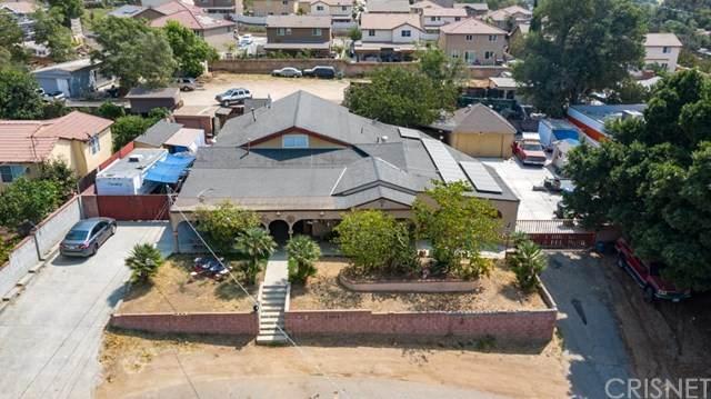 13474 Hubbard Street, Sylmar, CA 91342 (#SR20193201) :: The Laffins Real Estate Team