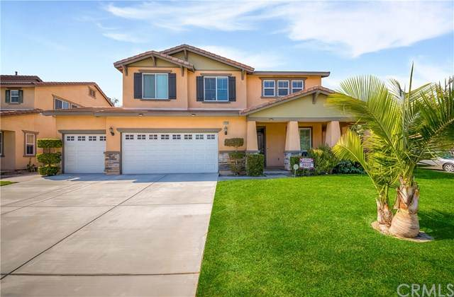 14346 Settlers Ridge Court, Eastvale, CA 92880 (#DW20193147) :: Crudo & Associates