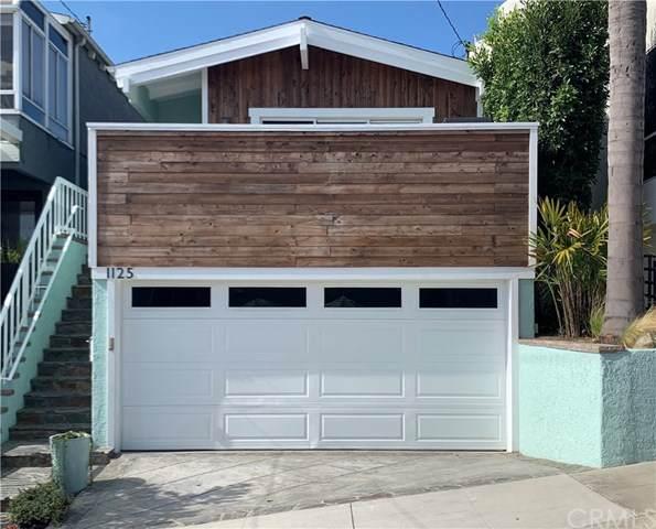 1125 2nd Street, Hermosa Beach, CA 90254 (#SB20192889) :: Crudo & Associates