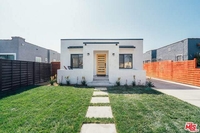 1830 W 65Th Street, Los Angeles (City), CA 90047 (MLS #20628430) :: Desert Area Homes For Sale