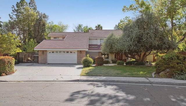 1305 Camino Del Oeste, Bakersfield, CA 93309 (#V1-1377) :: Rogers Realty Group/Berkshire Hathaway HomeServices California Properties