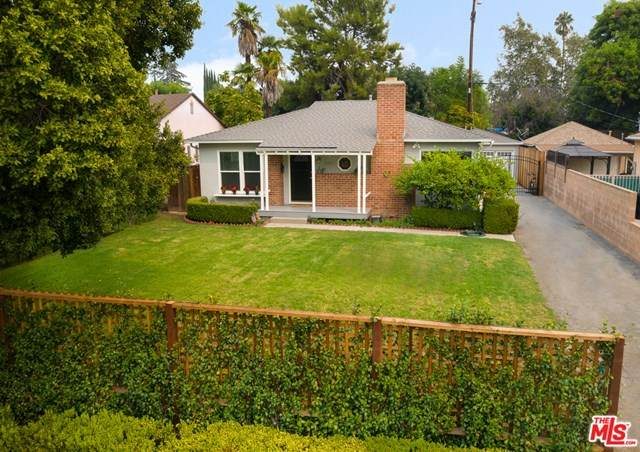 5250 Noble Avenue, Sherman Oaks, CA 91411 (#20632040) :: Team Tami