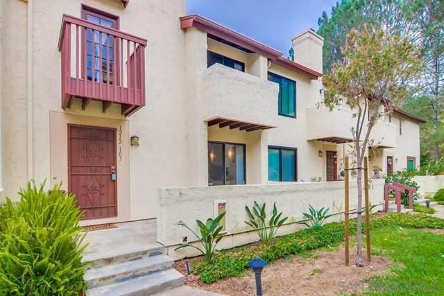 1212 River Glen Row #103, San Diego, CA 92111 (#200045222) :: The Najar Group
