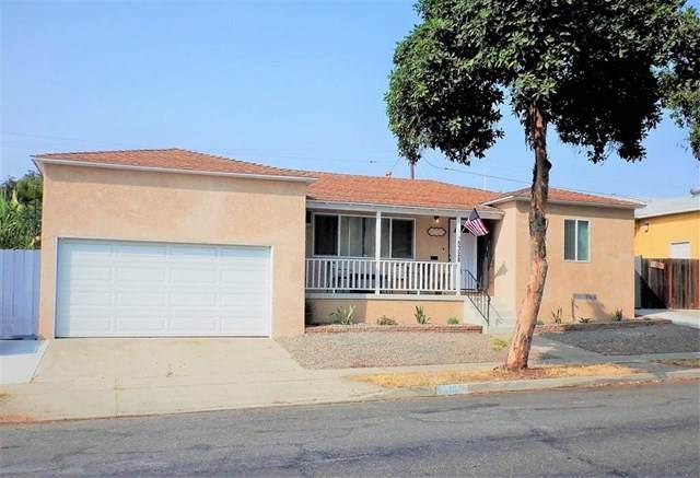5328 Krenning Street, San Diego, CA 92105 (#200045226) :: Go Gabby